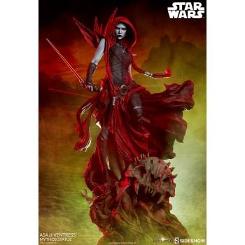 Star Wars Asajj Ventress Mythos 22 inch Statue
