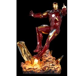 The Avengers Maquette Iron Man Mark VII 54 cm