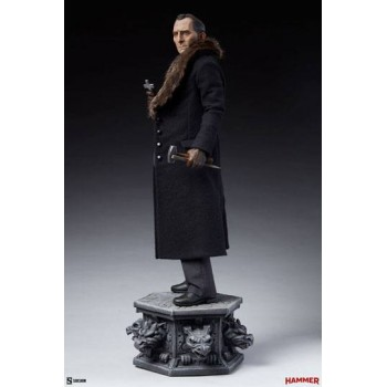 Dracula Premium Format Statue Van Helsing (Peter Cushing) 55 cm