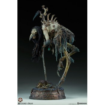 Court of the Dead Poxxil The Scourge Statue