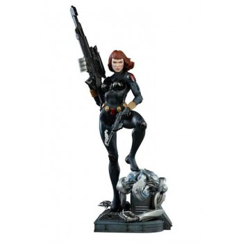 Marvel Comics Premium Format Figure Black Widow 61 cm