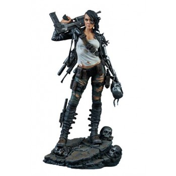 Terminator Mythos Premium Format Figure Rebel Terminator 50 cm