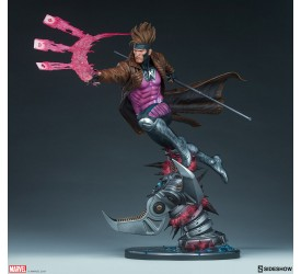 Marvel X-Men Gambit Maquette 53 CM
