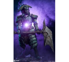 Court of the Dead Oathbreaker Stryfe Fallen Mortis Knight Premium 1/4 Scale Statue 60 cm