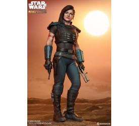 Star Wars The Mandalorian Premium Format Figure Cara Dune 48 cm