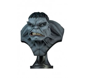 Marvel Comics Bust 1/1 Gray Hulk Sideshow Exclusive 66 cm
