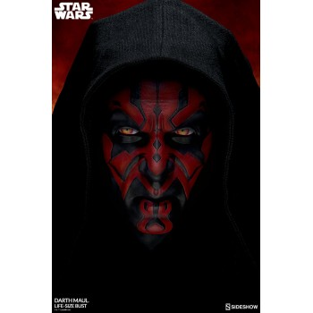 Star Wars Darth Maul Life Sized Bust