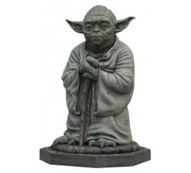Star Wars Life-Size Bronze Statue Yoda 79 cm