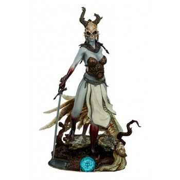 Court of the Dead PVC Statue Kier - Valkyries Revenge 27 cm