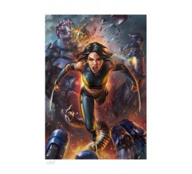 Marvel Art Print X-23 by Ian MacDonald 61 x 46 cm - unframed