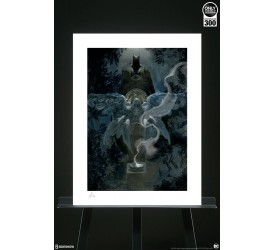 DC Comics Art Print The Birth of Batman 46 x 61 cm unframed