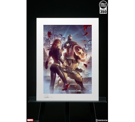 Marvel Uncanny X-Men Unframed Art Print Unframed