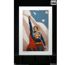 DC Comics Art Print Someone To Believe In 46 x 61 cm unframed