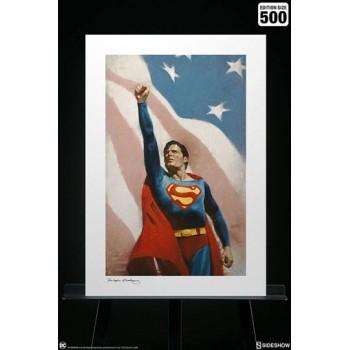 DC Comics Art Print Someone To Believe In 46 x 61 cm unframed