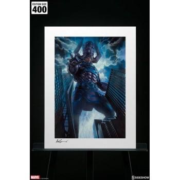 Marvel Art Print Galactus 46 x 61 cm unframed