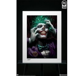 DC Comics Art Print The Joker: Just One Bad Day by Derrick Chew 46 x 61 cm - unframed