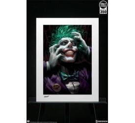 DC Comics Art Print The Joker: Just One Bad Day by Derrick Chew 46 x 61 cm - unframed