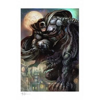 DC Comics Art Print Batman The Dark Knight 46 x 61 cm Unframed