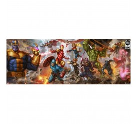 Marvel Avengers Earth's Mightiest Heroes Unframed Art Print