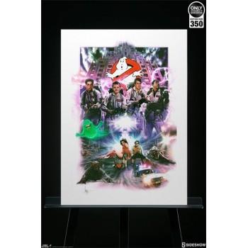 Ghostbusters Art Print Ghostbusters 46 x 61 cm unframed