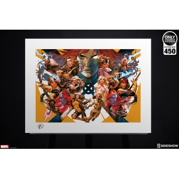 Marvel X-Men - House of X and Powers of X Unframed Art Print