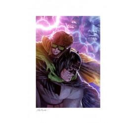 DC Comics Art Print Batman and Robin The Dark Knight Returns 46 x 61 cm unframed