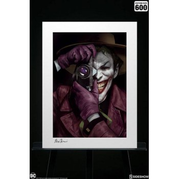 DC Comics Art Print The Killing Joke 46 x 61 cm unframed