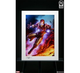 Marvel Art Print Iron Man 46 x 61 cm unframed