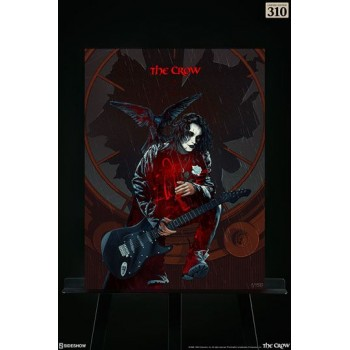 The Crow Art Print Real Love Is Forever 46 x 61 cm unframed