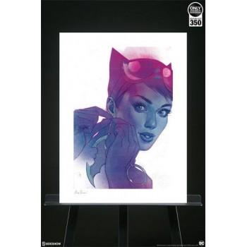 DC Comics Art Print Catwoman #7 46 x 61 cm unframed