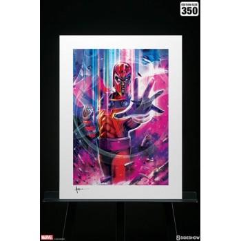 Marvel Art Print Magneto 46 x 61 cm unframed