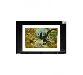 How to Train Your Dragon Art Print Ecto-1 46 x 61 cm unframed