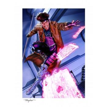 Marvel Art Print Gambit 46 x 61 cm unframed