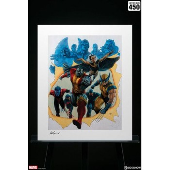 Marvel Art Print Giant-Size X-Men 56 x 67 cm unframed