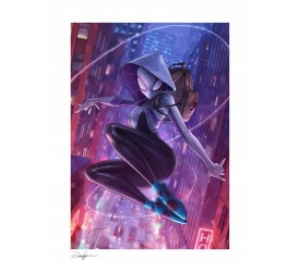 Marvel Comics Art Print Spider-Gwen 46 x 56 cm unframed