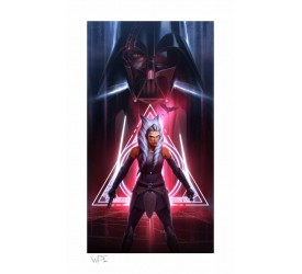 Star Wars Art Print Ahsoka Tano: Between Worlds 46 x 66 cm unframed