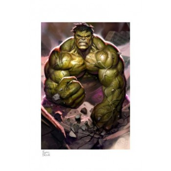 Marvel Art Print The Incredible Hulk 46 x 61 cm unframed