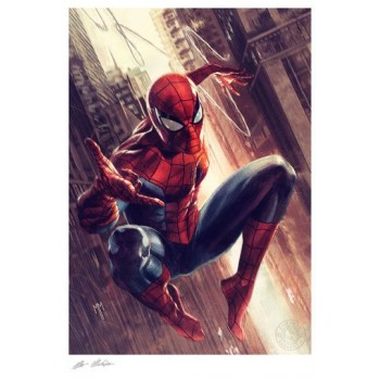 Marvel Art Print The Amazing Spider-Man 46 x 61 cm unframed