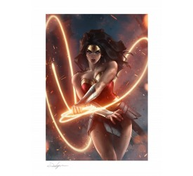 DC Comics Art Print Wonder Woman 46 x 61 cm unframed