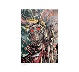 Marvel Art Print Star-Lord 46 x 61 cm unframed