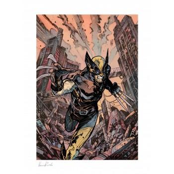 Marvel Art Print Wolverine 46 x 61 cm unframed