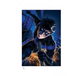 DC Comics Art Print Nightwing 46 x 61 cm unframed