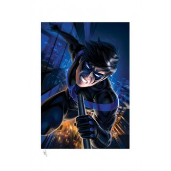 DC Comics Art Print Nightwing 46 x 61 cm unframed