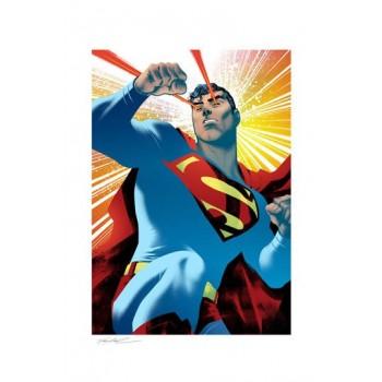 DC Comics Art Print Superman: Action Comics 46 x 61 cm unframed