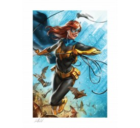 DC Comics Art Print Batgirl: The Last Joke 46 x 61 cm unframed