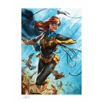 DC Comics Art Print Batgirl: The Last Joke 46 x 61 cm unframed