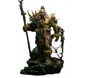 Warcraft Epic Series Premium Statue Kilrogg Deadeye 75 cm