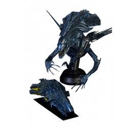 Aliens vs Predator Bust Maquette 1/3 Alien Queen Deluxe Version 70 cm
