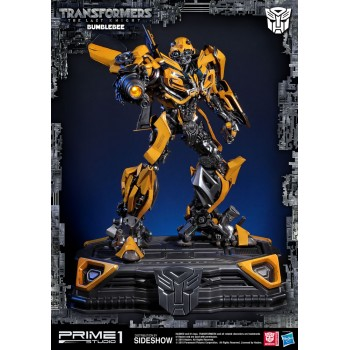 Transformers The Last Knight Bumblebee Statue