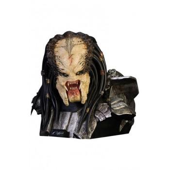 Aliens vs Predator Bust 1/1 Scar Predator 65 cm